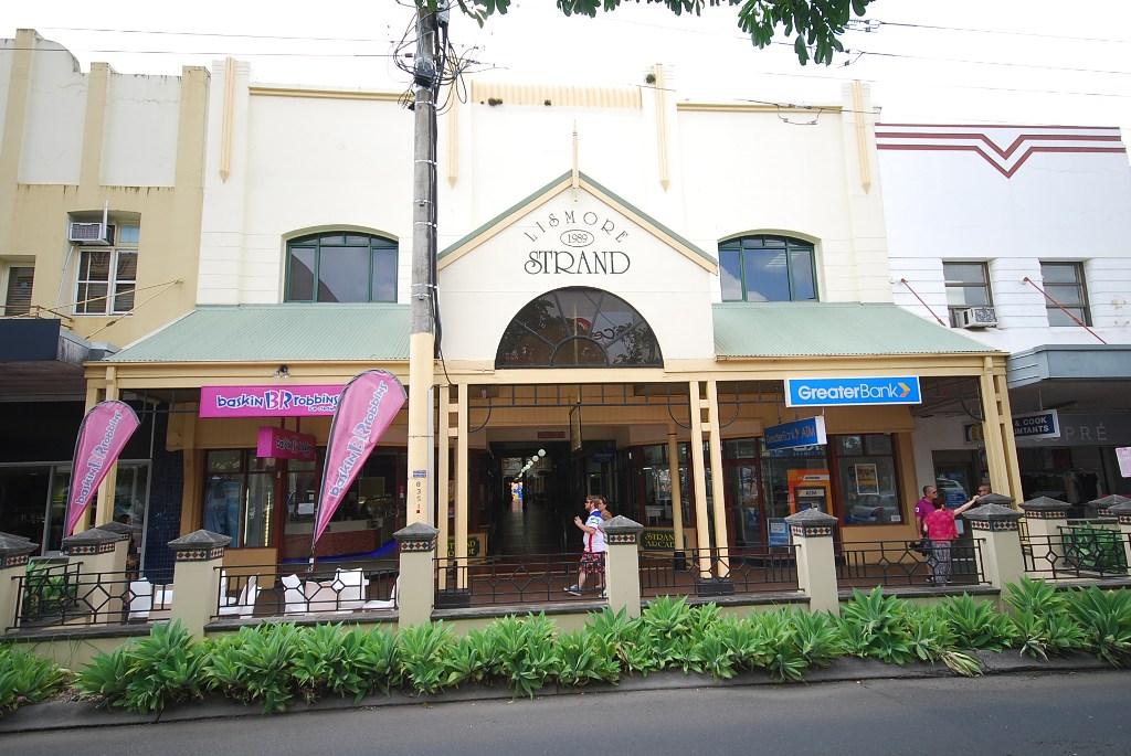 Shop 8 Strand Arcade
