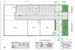 Ontrac Site 1 plan