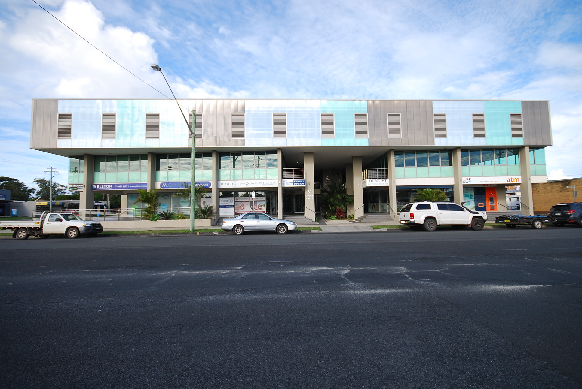 Suites 11 & 12/31 Cherry Street